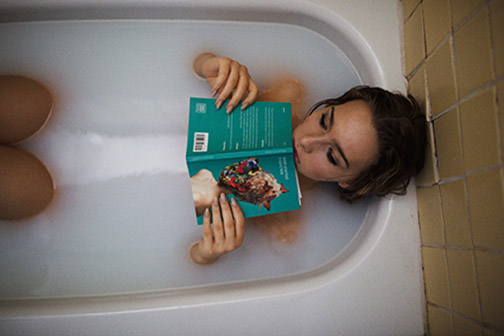 Lying in a Long Hot Bath Burns as Many Calories as a 30-Minute Walk