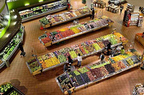 Five tips to eat organic on budget