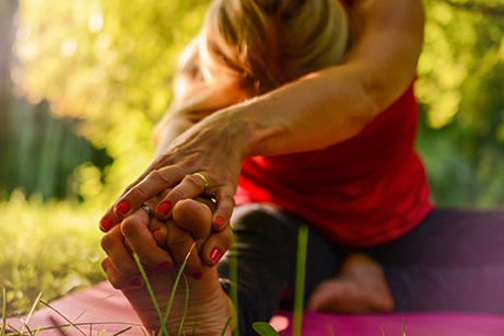 Can yoga help with back pain?