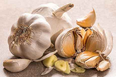 Garlic for Detox